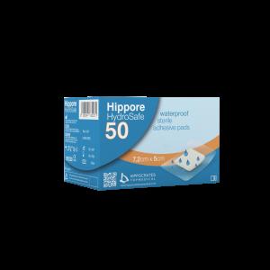Hydrosafe Hippore Αδιάβροχα Αποστειρωμένα Αυτοκόλλητα Επιθέματα