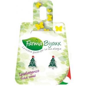 Σκουλαρίκια Farma Bijoux Χριστουγεννιάτικη Συλλογή