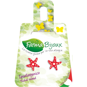 Σκουλαρίκια Farma Bijoux Καλοκαιρινή Συλλογή